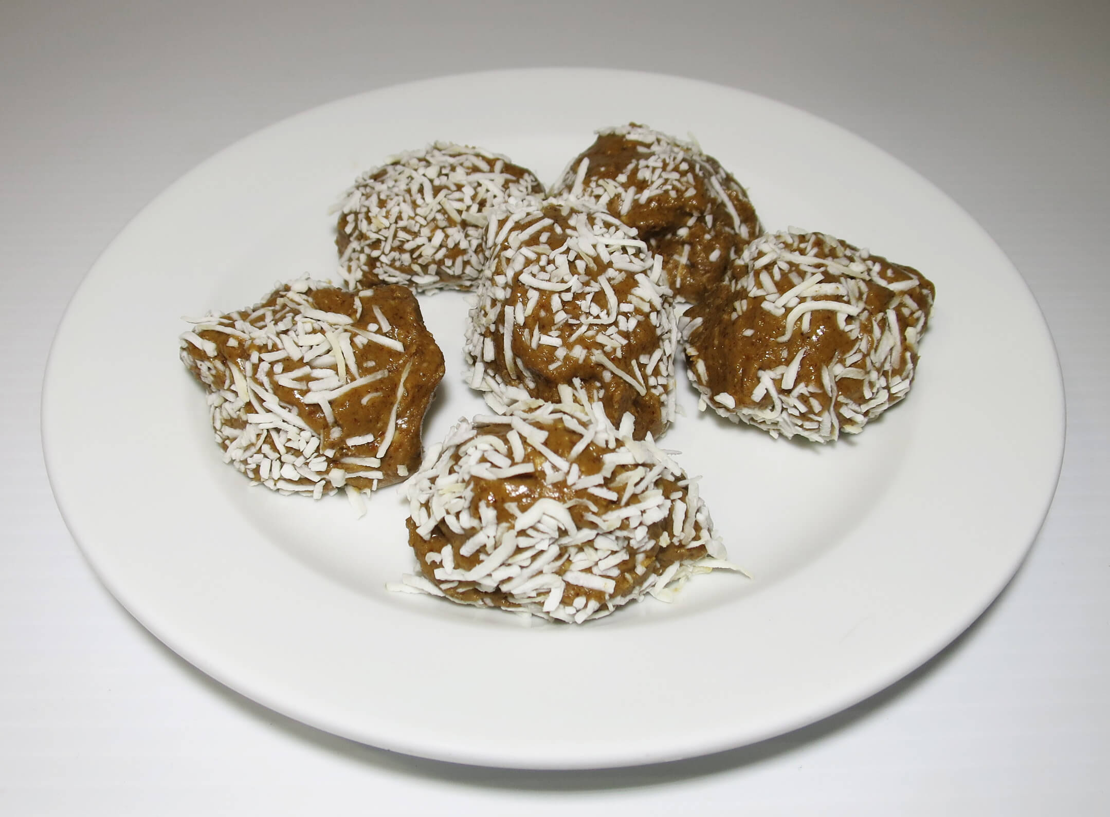 Almond Nut Freezer Balls
